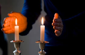 shabbos candles 3